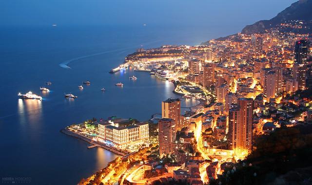 Monte Carlo - Principauté de Monaco (France)