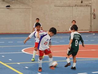 XV Torneio Interação- 1º dia (set/16)