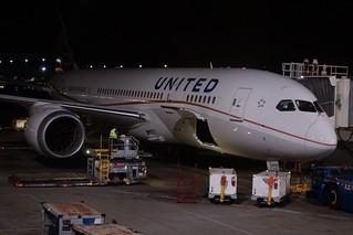 787 at gate 82 | by sfoskett