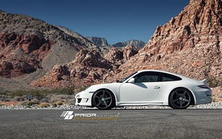 Porsche 911 997.2 PD Aerodynamic-Kit | by Prior Design NA (priordesignusa.com)