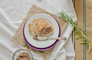 Thanksgiving Liver Paté 7 | by Apricosa Photography