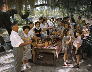 Egg cracking tradition: Tarpon Springs, Florida