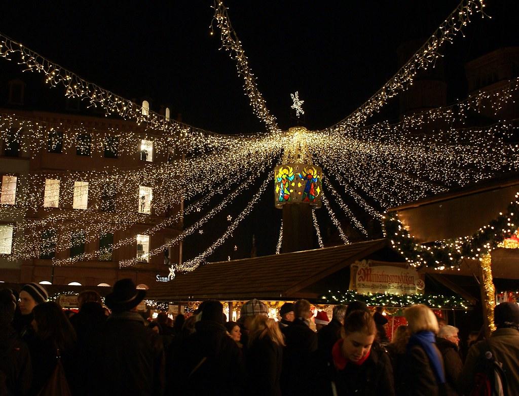 Weihnachtsmarkt Mainz.Mainz Weihnachtsmarkt 2012 Christmas Market Hen Magonza Flickr