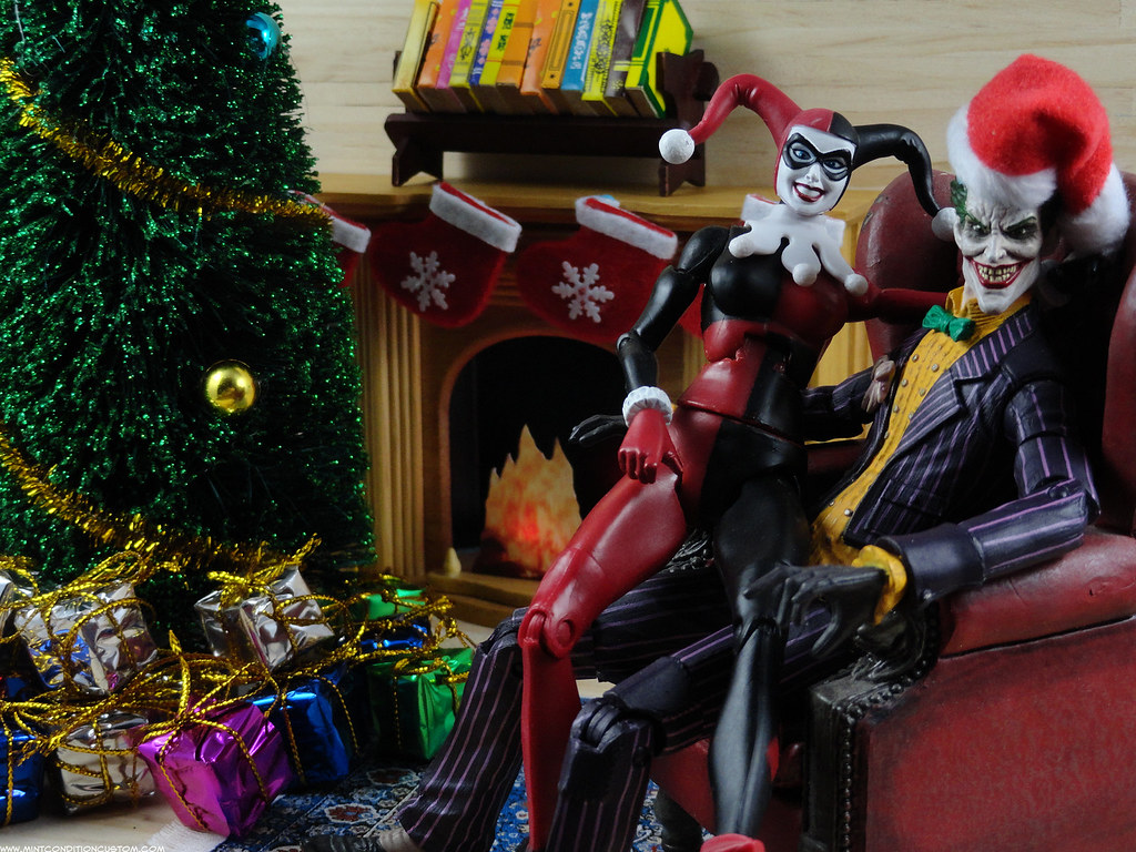 Christmas With The Joker.Christmas With The Joker Something To Celebrate The Holida