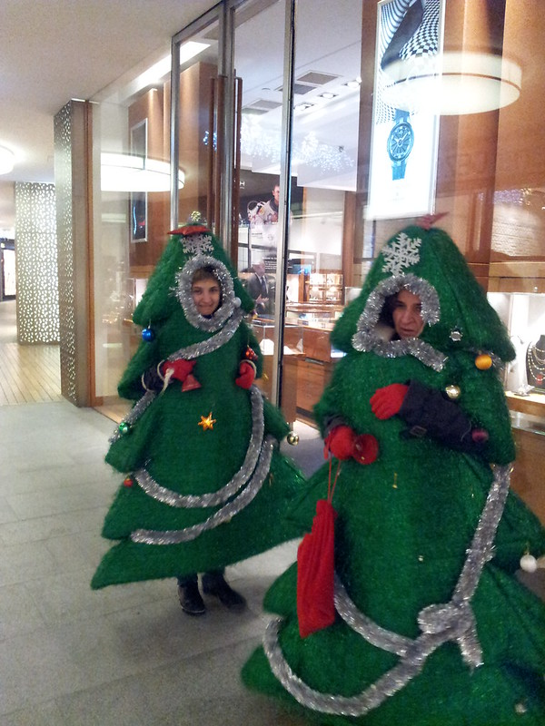 Istanbul Christmas 2012