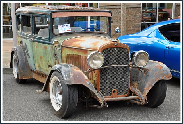 1929 Dodge Brothers 4 Door Sedan