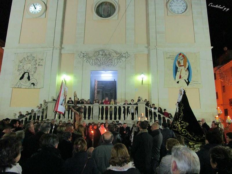 (2016-03-18) - VII Vía Crucis nocturno - Cristobal González García  (19)