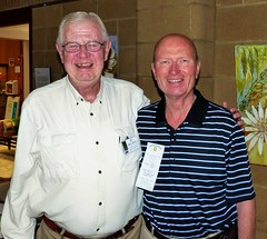 A friend of our club member Dr. Ed Smallwood is Durwood Laughinghouse. He is a member of the Capital City Rotary Club.