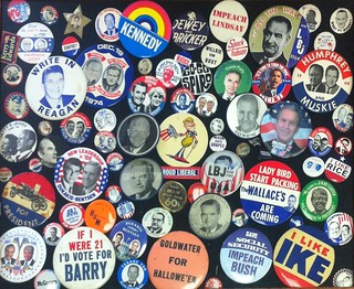 Political Buttons | by Beeriffic