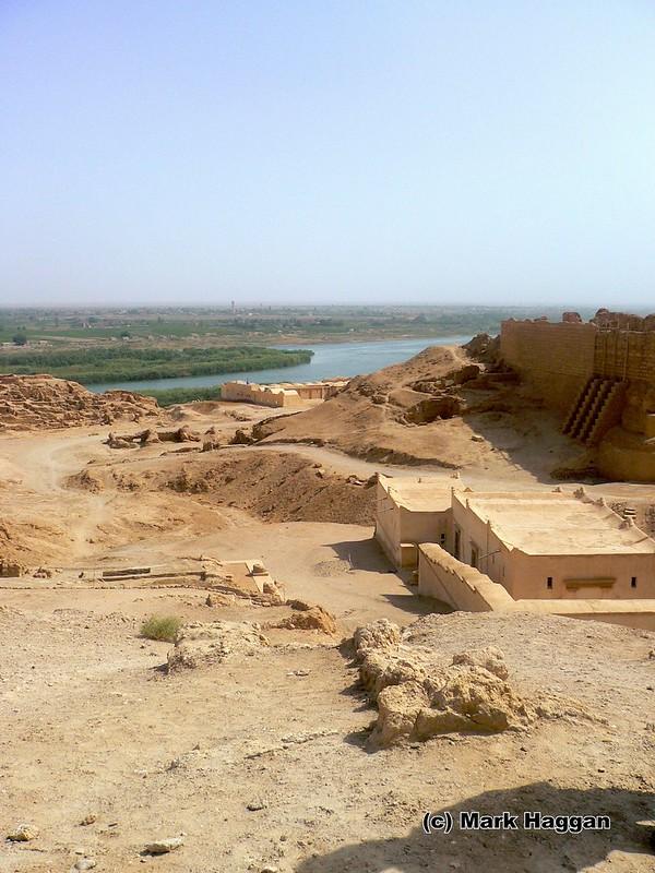Dura Europas, Syria, by the Euphrates