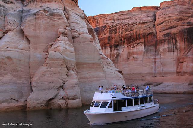 Lake Powell - Navajo Canyon, Arizona