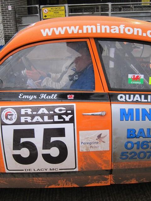 Roger Albert Clark Rally 2012