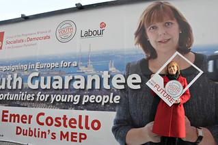 European Youth Guarantee campaign