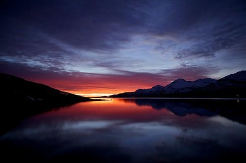 morning sky reflection clouds sunrise iceland ísland ský himinn speglun morgunn sólarupprás 25faves fáskrúðsfjörður faskrudsfjordur jónínaguðrúnóskarsdóttir