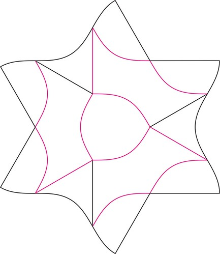 Adobong Box Crease Pattern | by oschene