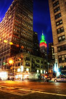 エンパイアーステートビルヂング Empire State Building