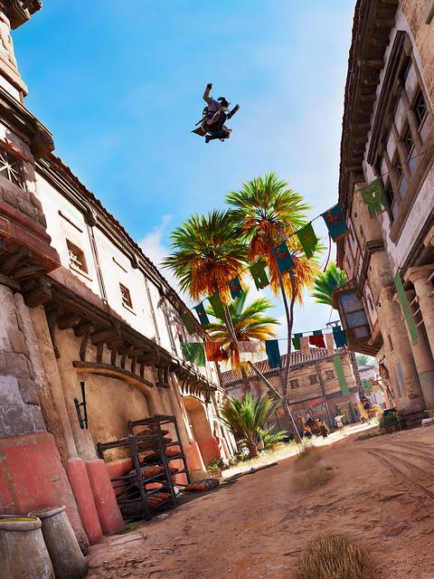 Assassin's Creed Origins: Bounce