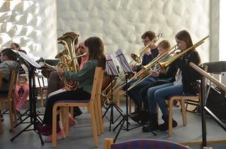 Bariton och tromboner