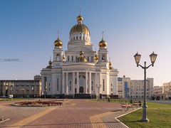 Saransk city (Russia)