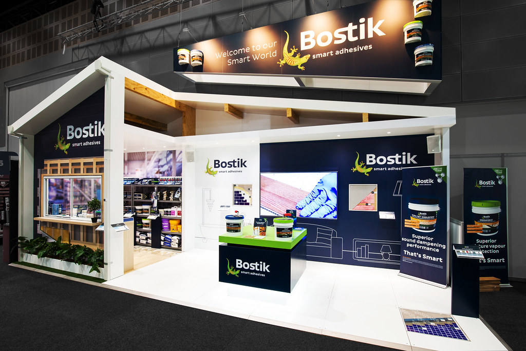 Exhibition Stand Builders Melbourne : Bostik exhibition stand by exhibitionco mitre national cu flickr