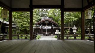 Nashiki Shrine 梨木神社 | by Patrick Vierthaler