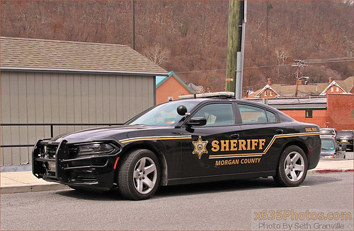 Morgan County Sheriffs Office Car 3310 Photo