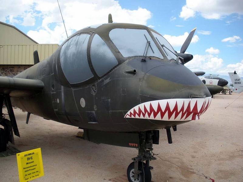 Grumman OV-1C Mohawk 3