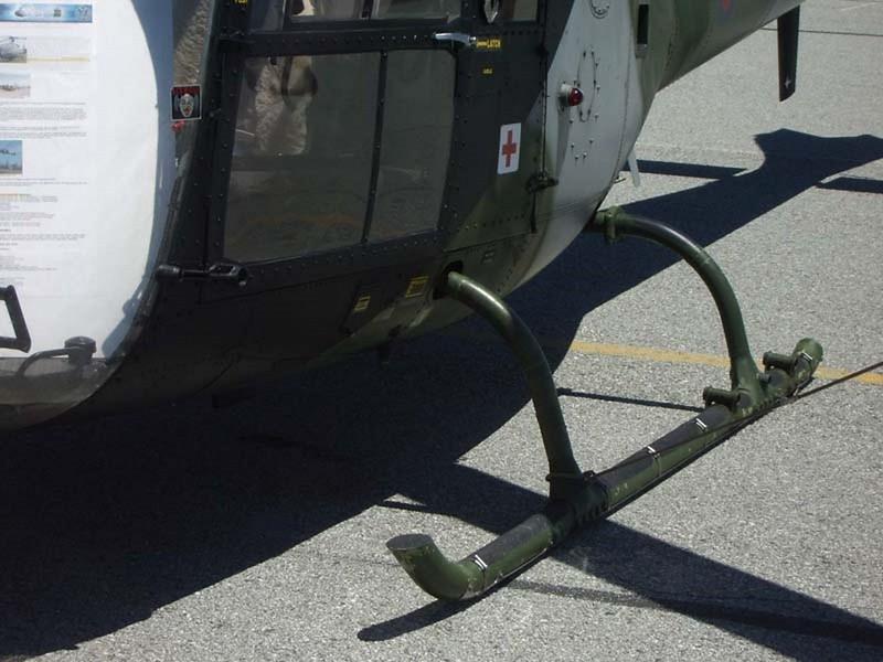 Aerospatiale Gazelle HT.3 4