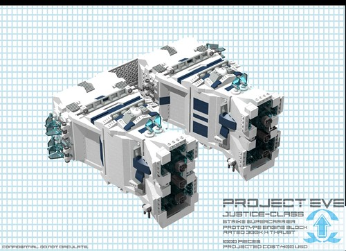Project Eve Engine Block | by omegaprime9