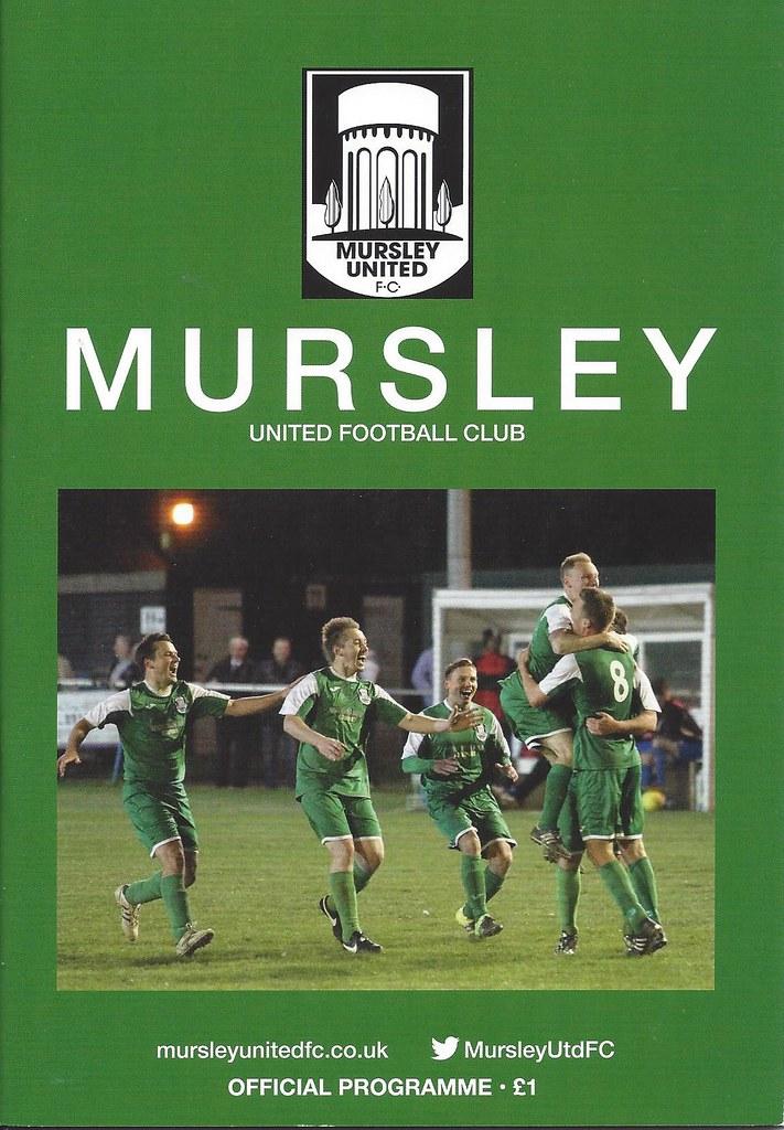 Mursley United v Pitstone & Ivinghoe SSMFLD2