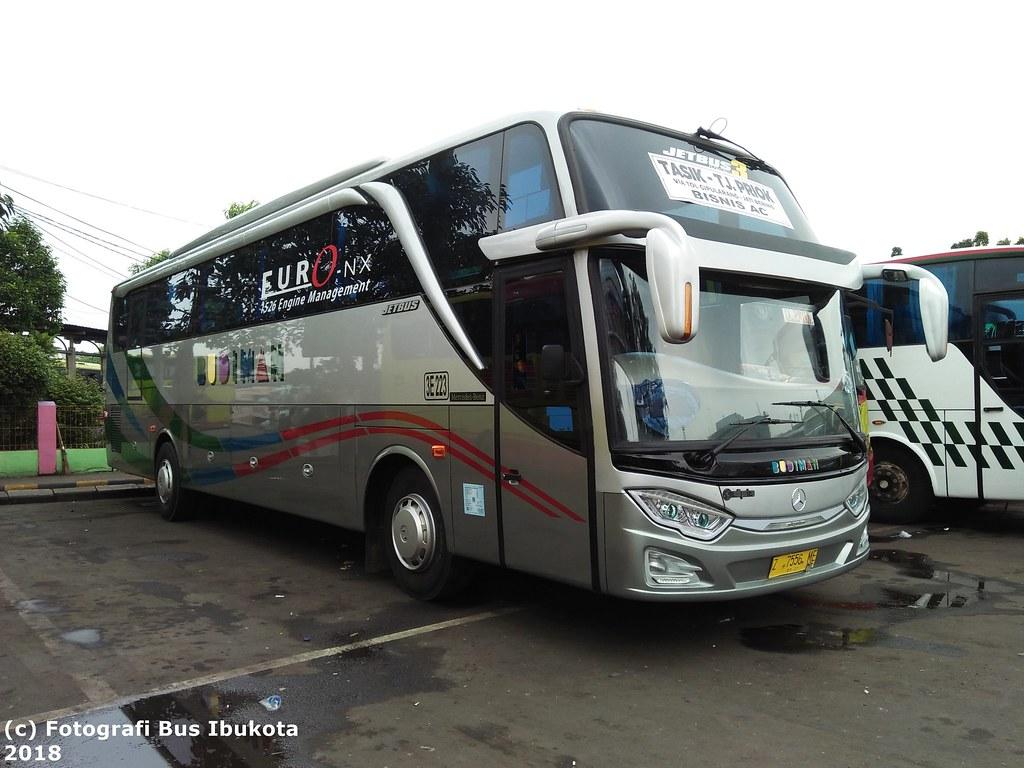 Budiman 3e 223 Mercedes Benz Oh1526ng Adi Putro Jetbus 3 H