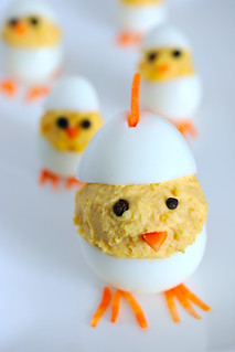 Deviled Easter eggs | by PlatedPalate