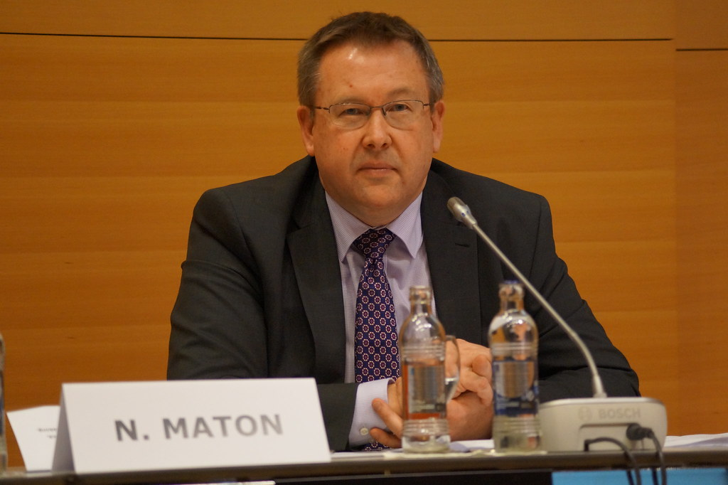 Nicholas Maton, HSBC Securities Services   ALFI Funds   Flickr