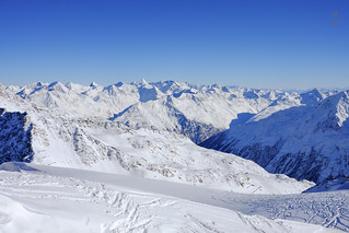View from the top of Schwarze Schneid | by A. Wee