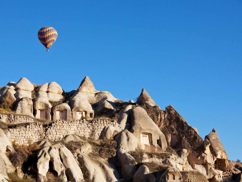 Turkey- Cappadocia 1
