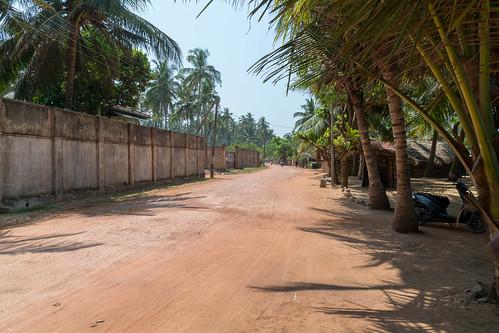 Road in Katuneriya   by seghal1