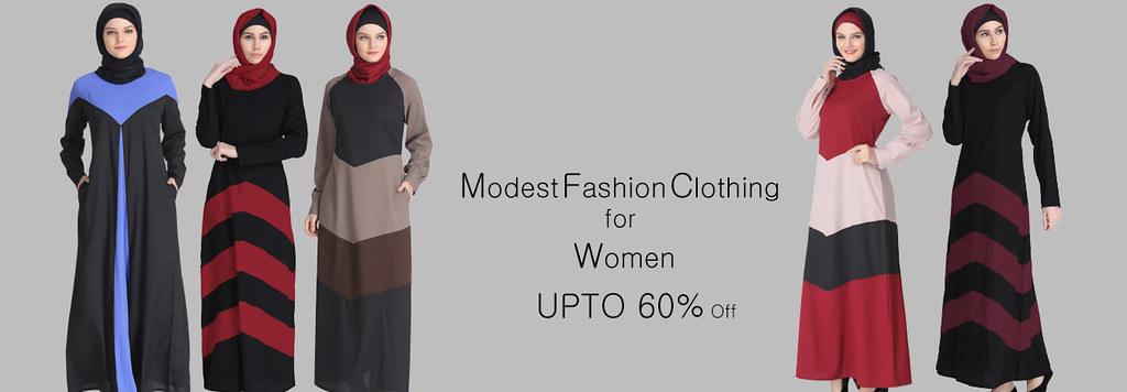 f06e13070fc66 ... Buy Abaya Online - Modest Fashion Clothing for Women - Blog | by  shannohonline