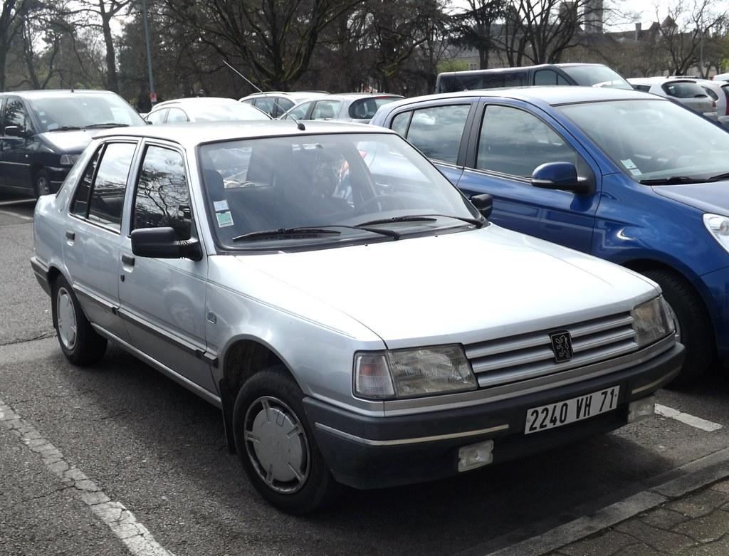 1993 Peugeot 309 1 1 Vital A Photo On Flickriver
