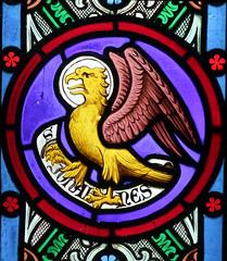 Eagle of St John, 1853