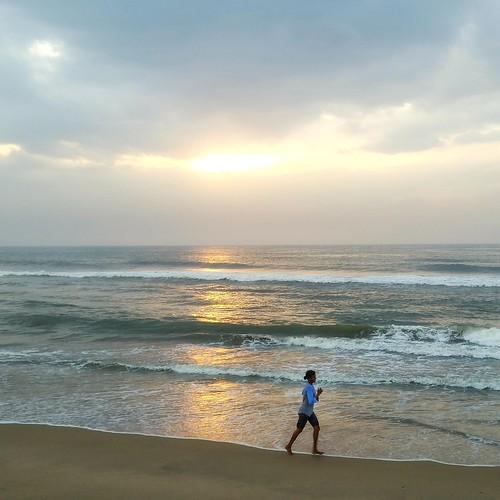 sunrise chennai india southindia madras