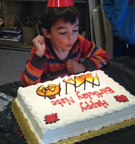 Birthday Parties at Lynden