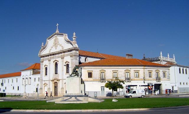Igreja de São Francisco. Estremoz, Portugal