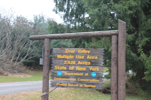 sign trail valley mua zoar andyarthur