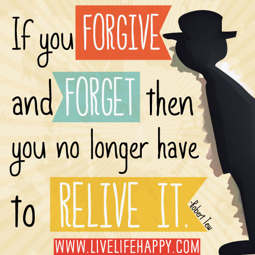Image result for forgive and forget