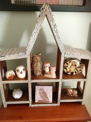 I like my owl home too!