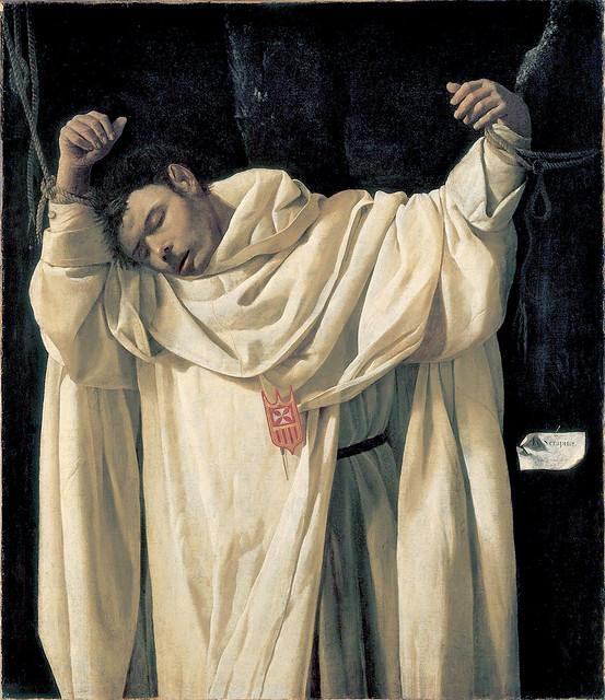 Zurbaran - Saint Serapion