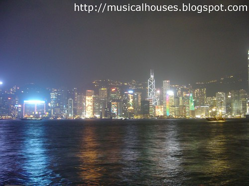 hong kong victoria harbour | by musicalhouses