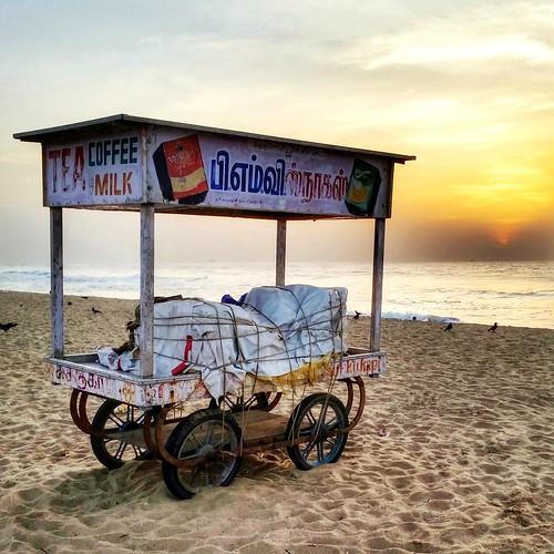 sunrise chennai tamil southindia indian beach