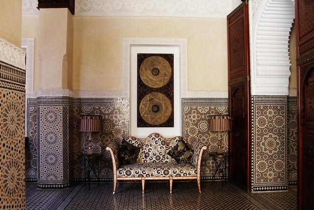 Royal Mansour Tiles