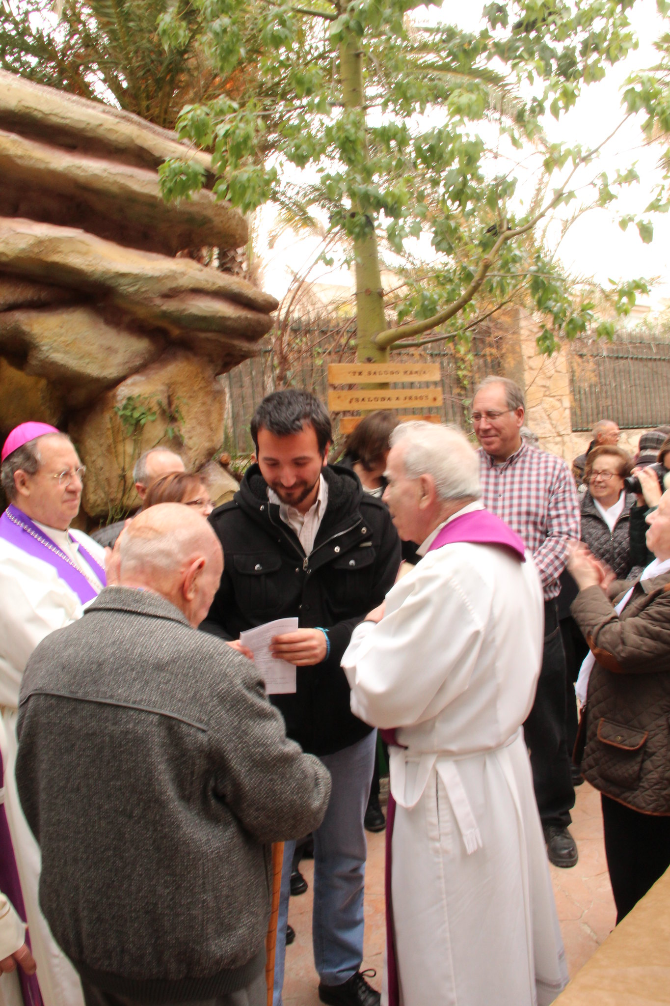 (2016-02-13) - Inauguración Virgen De Lourdes, La Molineta - Archivo La Molineta (090)